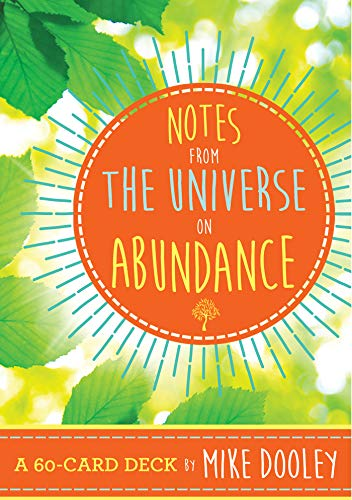 Pdf notes from the universe on abundance a 60 card deck ebook book details fandeluxe Gallery