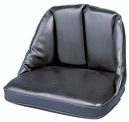 Preisvergleich Produktbild Schlepper- und Traktoren Sitzkissen, Niedriglehner 22 cm, schwarz