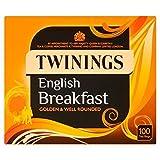 Twinings Englisch Frühstück Teebeutel 100 Pro Packung