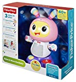 Fisher-Price DYP06 Beat Belle Playset, Electronic Music and Dance Learning Toddler Toy, Suitable for 1 Year Old