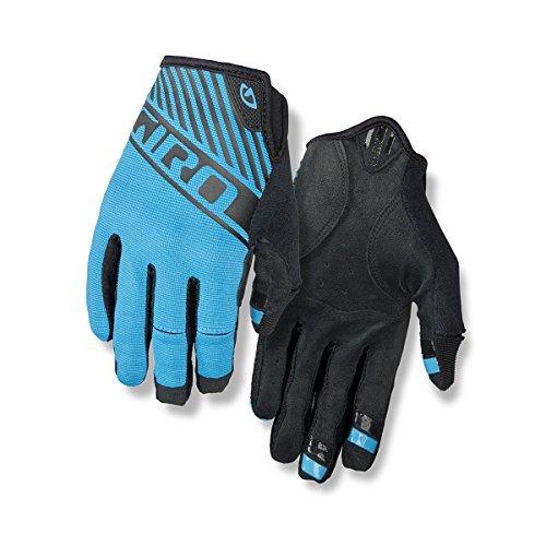 Giro DND Gants de vélo Unis Bleu (blue jewel)