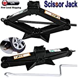 2017 New Design RustProof Scissor Jack Wind Up Lifter...