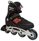 K2 Inline-Skates FREEDOM M 1 Black-Red 11,5