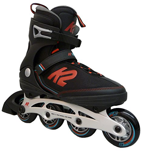 K2 Inline-Skates FREEDOM M 1 Black-Red 11 -