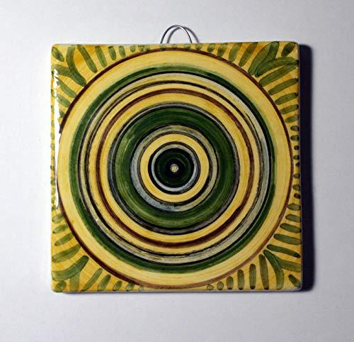 Geometrische Fliese - Keramikfli...