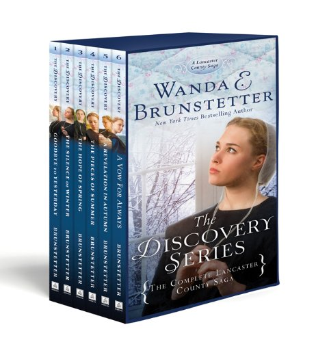 Discovery Box Set The Discovery A Lancaster County Saga