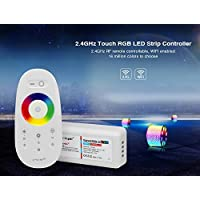 LIGHTEU, 2.4G LED Remote Control and RF controller for the RGB LED strips