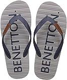 #8: United Colors of Benetton Men's Flip-Flops