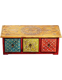 The Ethenic Factory Rajasthani Home Decor Handicrafts | Home Decor Gifts | Home Decorative Items In Living Room... - B0788XDG45
