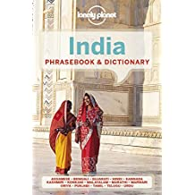 India Phrasebook & Dictionary (Lonely Planet Phrasebook and Dictionary)