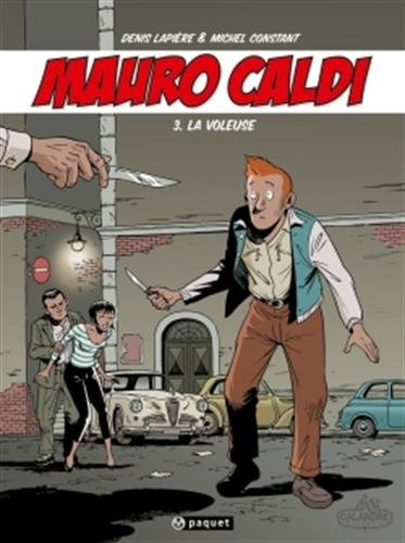 Mauro Caldi T3: La voleuse