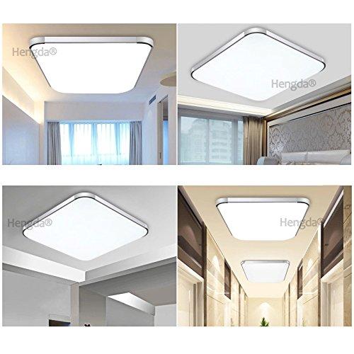 Best Led Deckenleuchte Küche Ideas - Amazing Design Ideas ... Deckenlampen Wohnzimmer Modern