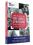 Coffret 100 livres d'Histoire à (re)découvrir: Ecrire l'Histoire au XIXème siècle