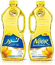 NOOR Sunflower Oil, 2 x 1.8 Litre