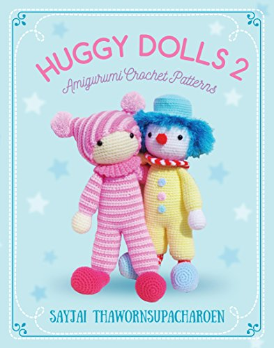 huggy-dolls-2-amigurumi-crochet-patterns-english-edition