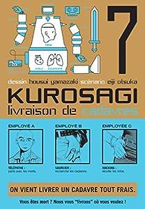Kurosagi : Livraison de cadavres Edition simple Tome 7