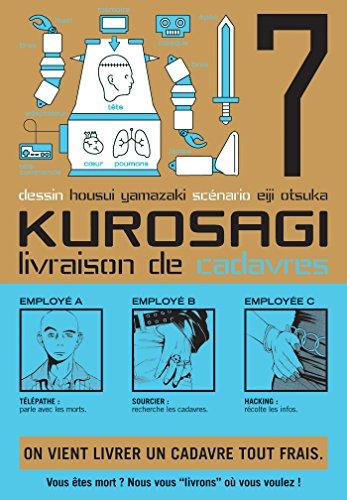 Kurosagi T07 : Livraison de Cadavres par Housui Yamazaki