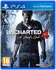 PS4UNCHARTED4 THIEF'S END (