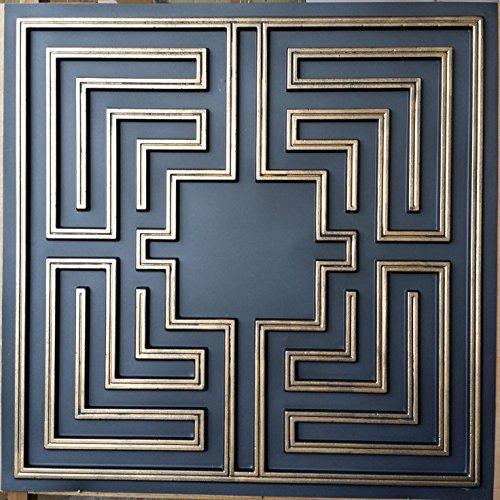 carreau-de-plafond-classique-bronze-vieilli-decor-relief-3d-panneaux-muraux-pl25-lot-de-10-pcs