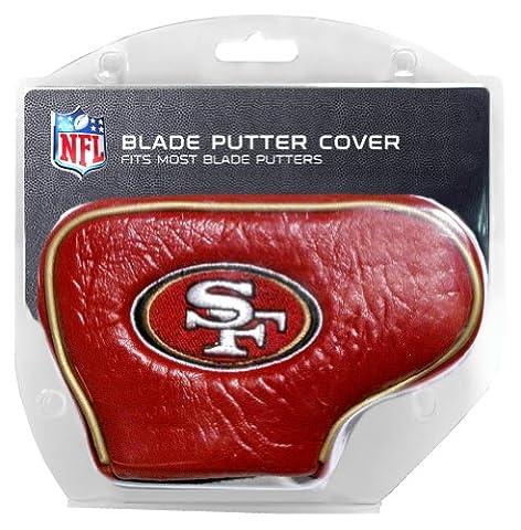 NFL San Fransisco 49ers Blade Putter Cover