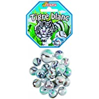 Kim'Play – Jeu de Plein Air – Billes Pack Tigre Blanc