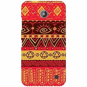 Printland Nokia Lumia 630 Back Cover High Quality Designer Case