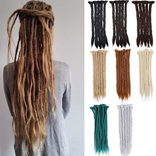 AFUT Mode-Stil Voller Kopf Synthetische Dreadlock-Haarverlängerung Weiches Reggae-Haar
