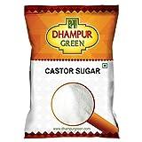 Dhampur Green Castor Sugar, 1kg