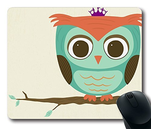 cute-owl-in-crown-pop-masterpiece-limited-design-oblong-mouse-pad-by-cases-mousepads