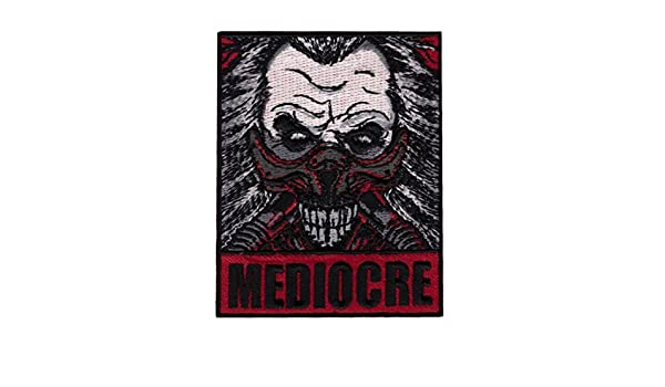 Hook Patch Mediocre Immortan Joe Mad Max War Boys Morale Tactical Patch by Titan One Europe