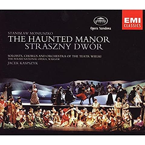 Moniuszko: Haunted Manor by Kruszewski / Polish Natl Opera (2003-02-24)