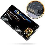 Extremecells Akku Ersatzakku Batterie Battery Accu Reparatur für Samsung Galaxy S5 SM-G900F EB-BG900