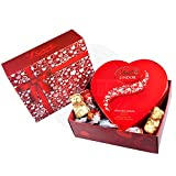 Lindt Valentine's Love Gift Box – Heart, Truffles and...