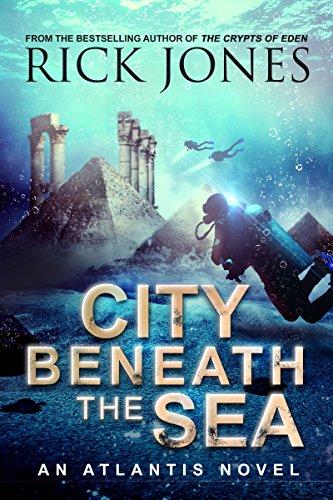 City Beneath the Sea (The Quest for Atlantis Book 1) (English Edition) (For Quest Atlantis)