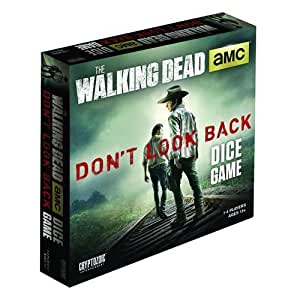 Le téléviseur Walking Dead Do not Look Back Dice Game