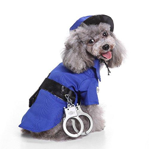 BOENTA Hundekleidung Kostüm XS Hund Halloween Dekoration Kostüm -