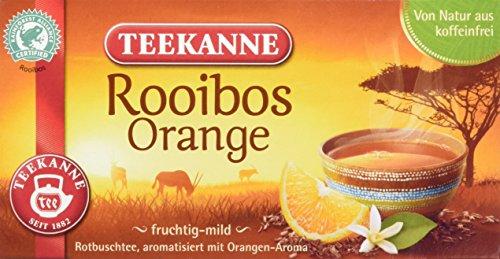 Teekanne Rooibos Orange, 6er Pack (6 x 35 g) -