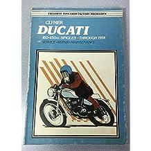 Ducati Singles, Through 1974 (M306)