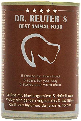 dr-reuters-hundefutter-gefluegel-mit-gartengemuese-und-haferflocken-6er-pack-6-x-400-g