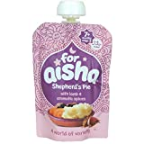 For Aisha - 7+ Months Stage 2 - Shepherd's Pie with Lamb & Aromatic Spices - 130g (Case of 6)...
