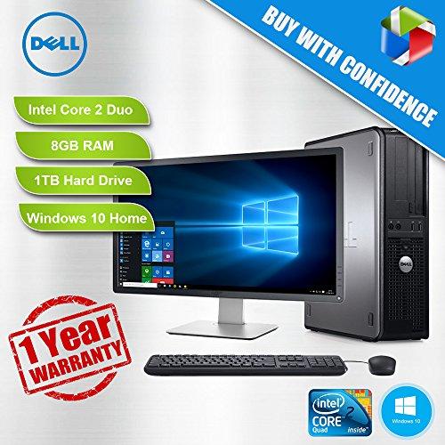 Dell Optiplex 755/760 C2D 2.4-2.8GHz 8GB 1TB 22
