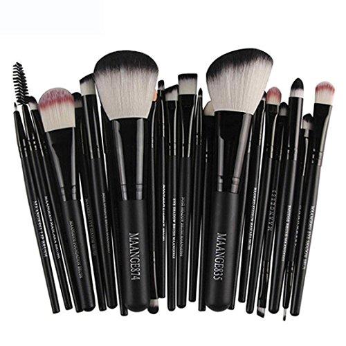 22pcs Cosmétiques Maquillage Brosse Fard Shadow Eye Brosses Ensemble Kit