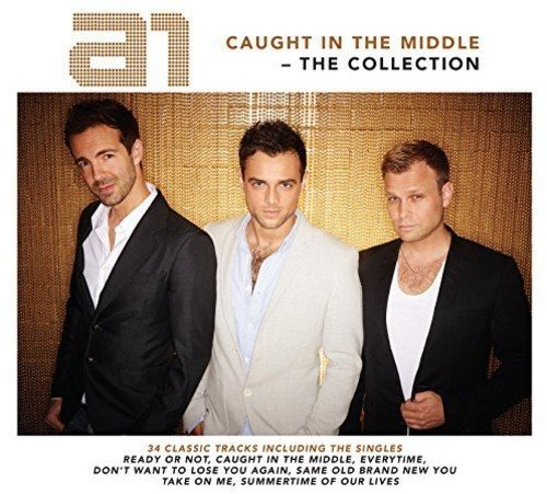 Caught in the Middle-the Collection