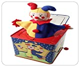 Mousepad bedruckt mit Clown in Dose