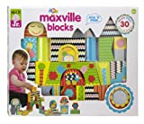 Best ALEX Toys Toddlers Toys - Alex Toys Jr. Maxville Blocks Baby Wooden Developmental Review