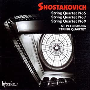 Shostakovich: String Quartets Nos. 5, 7 and 9