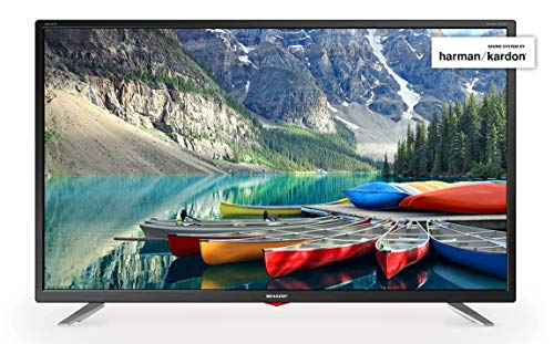 Sharp LC-32FI5342KF 32 Inch Full HD LED Freeview Play, Smart TV with Freeview HD, 3 x HDMI, Scart, USB Record