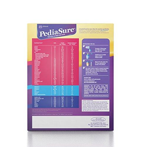 PediaSure Sure Growth Kids Nutrition Health Drink- 400g (Vanilla)