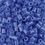 Nabbi Set di 3500Perle tubolari Ø 5mm da stirare Bleu Foncé 21