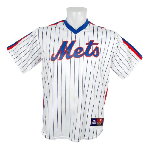MLB Baseball Trikot/Jersey New York Mets Gary Carter Cooperstown in L (LARGE)